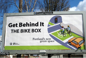 Bike Box Billboard
