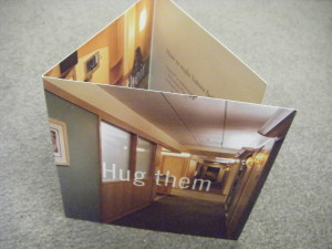 GBJ Architecture Promo Mailer