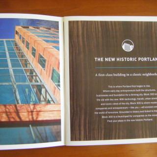 "Portland ""Block 300″ Brochure"