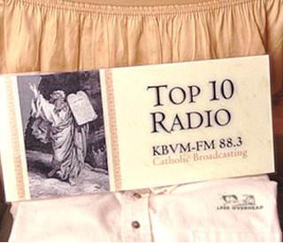 KBVM-FM Billboards
