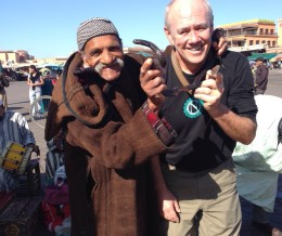 Lessons learned from a freelance Snake Charmer